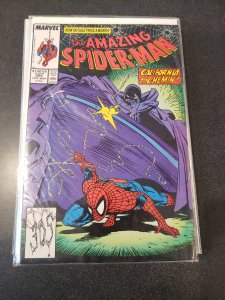 Amazing Spider-Man Copper Age Comic #305  Todd McFarlane The Prowler