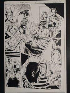 Original Art: Tom Grindberg & Bill Anderson - Dr. Tomorrow #7 page 10