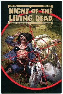 NIGHT of the LIVING DEAD Aftermath #11, NM, Gore, 2012, more NOTLD in store
