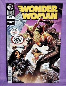Steve Orlando WONDER WOMAN #757 Jesus Merino Donna Troy Appearance (DC, 2020)!