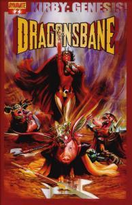 Kirby Genesis: Dragonsbane #2 VF/NM; Dynamite | save on shipping - details insid