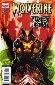 Wolverine: Manifest Destiny #4 FN; Marvel | save on shipping - details inside