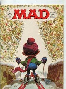 Mad-Magazine-#173-March-1975-Mort Drucker-Don Martin-David Berg-VF