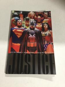 Justice Vol 1 Nm Near Mint DC Comics SC TPB