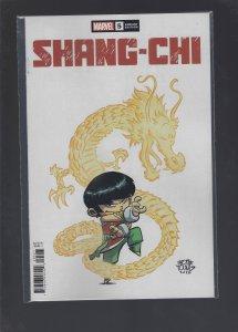 Shang-Chi #5 Variant