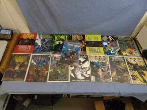 Lot Of 15 Batman Graphic Novels Collected Issues Judge Dredd 80-Page Giant +++
