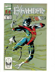 12 Excalibur Marvel Comics 31 32 33 35 36 37 38 39 40 41 42 43 Nightcrawler HG1