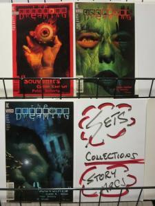 DREAMING (1996 VERTIGO) 17-19 Souviners complete!