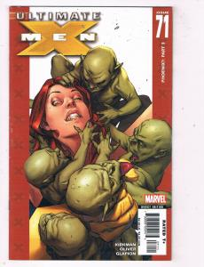 Ultimate X-Men #71 VF Marvel Comics Comic Book Kirkman Aug 2006 DE48