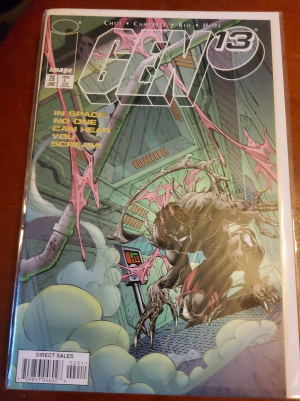 Gen 13 #20 (1997)