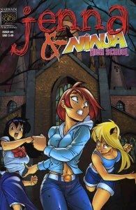 Jenna and Ninja High School #3 FN; Narwain | save on shipping - details inside
