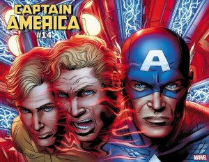 CAPTAIN AMERICA (2018 MARVEL) #14 VARIANT IMMORTAL PRESALE-09/25