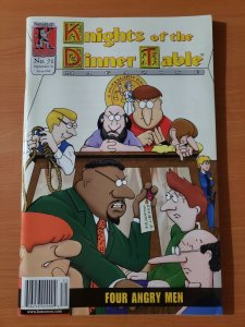 Knights of the Dinner Table #71 ~ NEAR MINT NM ~ 2002 Kenzer and Company Comics
