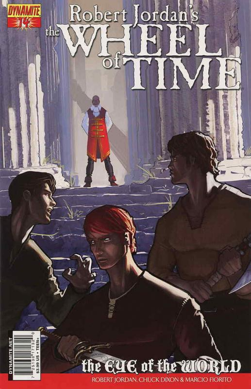 Wheel Of Time (Robert Jordan'…), The #14 VF/NM; Dynamite | save on shipping - de