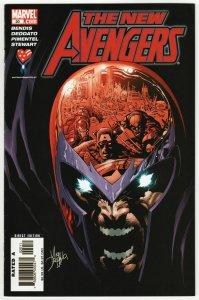 New Avengers #20 (Marvel, 2006) FN-