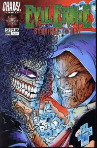 Evil Ernie: Straight to Hell #2 VF/NM; Chaos | save on shipping - details inside
