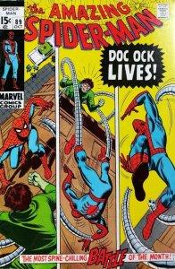 The Amazing Spider-Man #89 (1970)