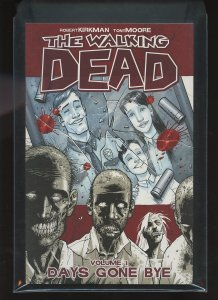 The Walking Dead #1 - Days Gone Bye (Image Comics, TPB) Seventh printing