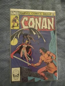 Conan the Barbarian #147 (1983) NM