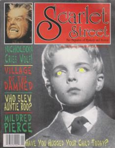 Scarlet Street #14 VG; R.H | low grade comic - save on shipping - details inside