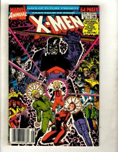 Uncanny X-Men Annual # 14 NM Marvel Comic Book Gambit Appearance Wolverine EK8
