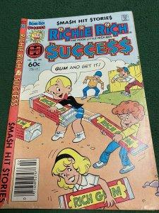 Richie Rich Success Stories No 102 : 1970s Gum And Get It Cover