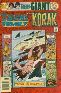 Tarzan Family #63, VF- (Stock photo)