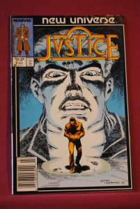Justice #9 (1987)
