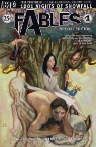 Fables #1 (2nd) VF/NM; DC/Vertigo | save on shipping - details inside