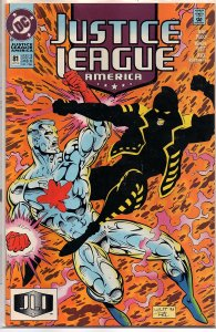 DC Comics Justice League America #81 Wonder Woman, Guy Gardner, Booster Gold