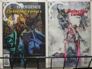 CONVERGENCE DETECTIVE COMICS (2015) 1-2