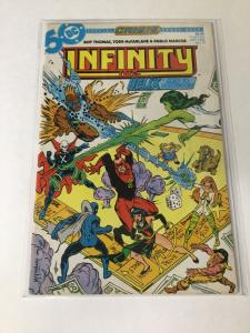 Infinity Inc. 18 Vf- Very Fine- 7.5 DC Comics