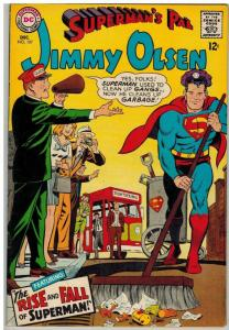 JIMMY OLSEN 107 FN+ Dec. 1967