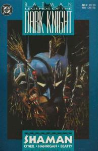 Batman Legends of the Dark Knight 25-different, DC Comi