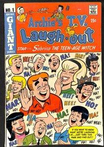 Archie's TV Laugh-Out #1 (1969)