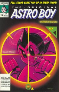 Original Astro Boy, The #15 VF; Now | save on shipping - details inside
