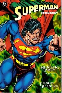 Lot Of 2 Superman Doomsday DC Comic Book #2 3    J196