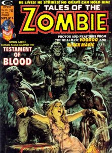 Tales of The Zombie #7 (ungraded) stock photo