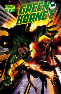 Green Hornet (Dynamite) #9B VF/NM; Dynamite | save on shipping - details inside