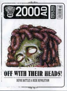 2000 A.D. #1646 VF/NM; Fleetway Quality | save on shipping - details inside