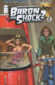 Whatever Happened To Baron Von Shock? #2 VF/NM; Image | save on shipping - detai