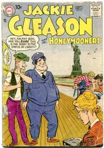 JACKIE GLEASON AND THE HONEYMOONERS #8-DC-STATUE OF LIBERTY FR