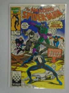 Amazing Spider-Man #280 Direct edition 4.0 VG (1986 1st Series)