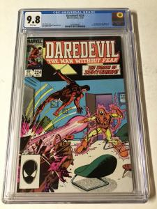 Daredevil 224 Cgc 9.8 White Pages