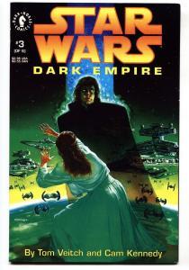 Star Wars: Dark Empire #3-1991-TOM VEITCH-CAM KENNEDY vf