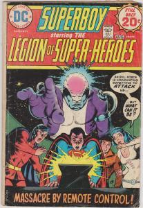 Superboy #203
