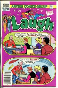 Laugh #372 1982-Archie-Betty-Veronica-FN