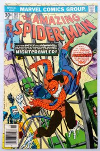 The Amazing Spider-Man #161 (FN/VF)(1976)