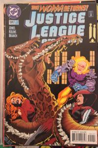 Justice League America  104 F/VF