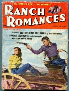 Ranch Romances January 2 1953- Western movies news-Pancho Villa